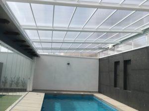 Techos y cerramientos para piscinas