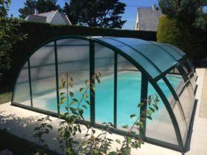 Las cubiertas de piscinas, seguridad para este invierno en las piscinas con niños