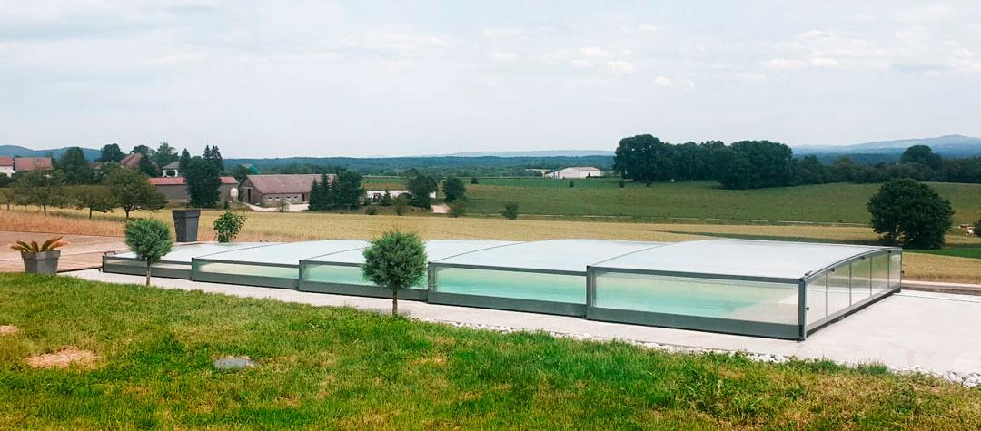 cubiertas para piscinas en valencia