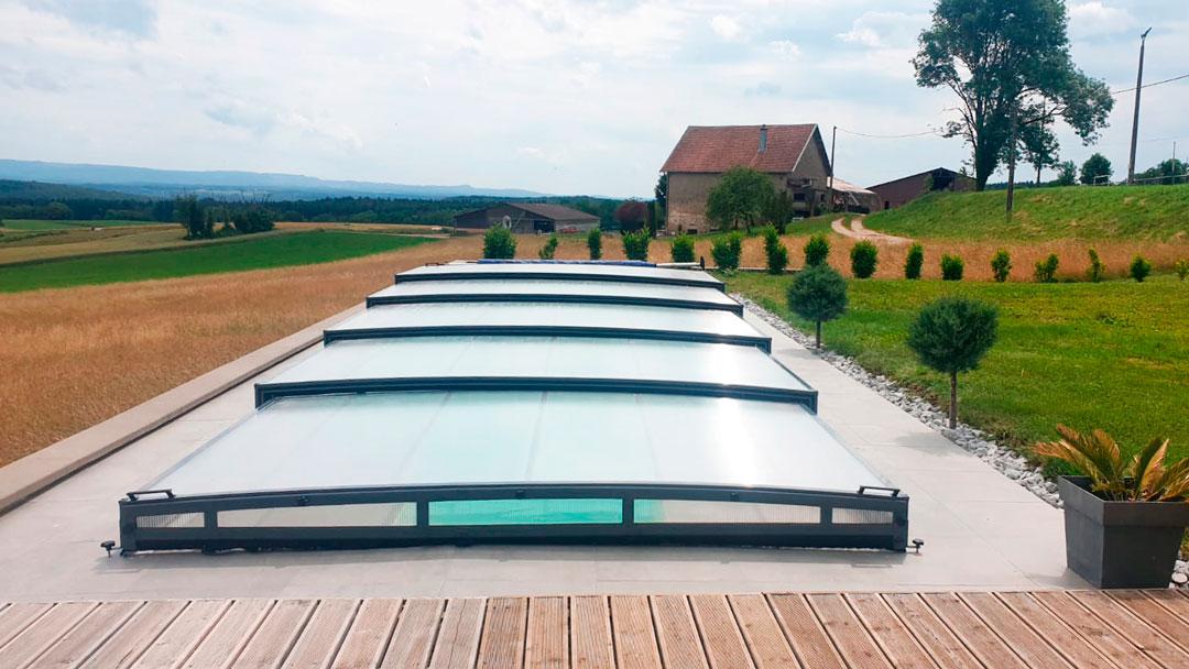 cubiertas para piscinas en murcia