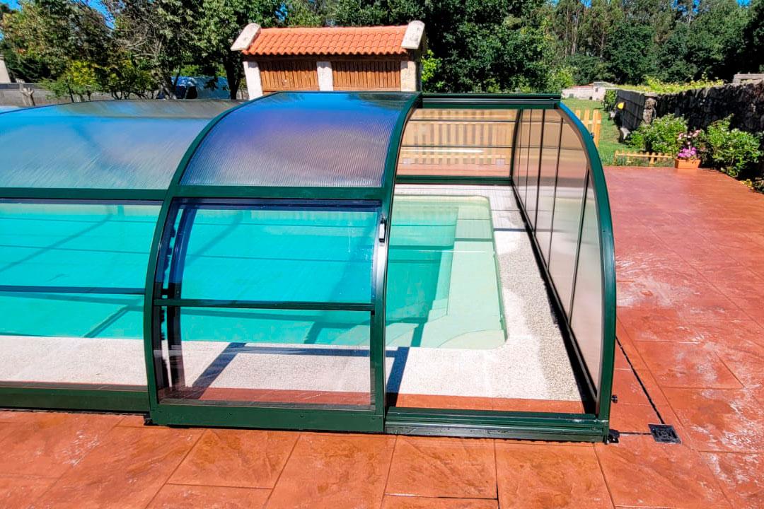 cubiertas para piscinas en Málaga