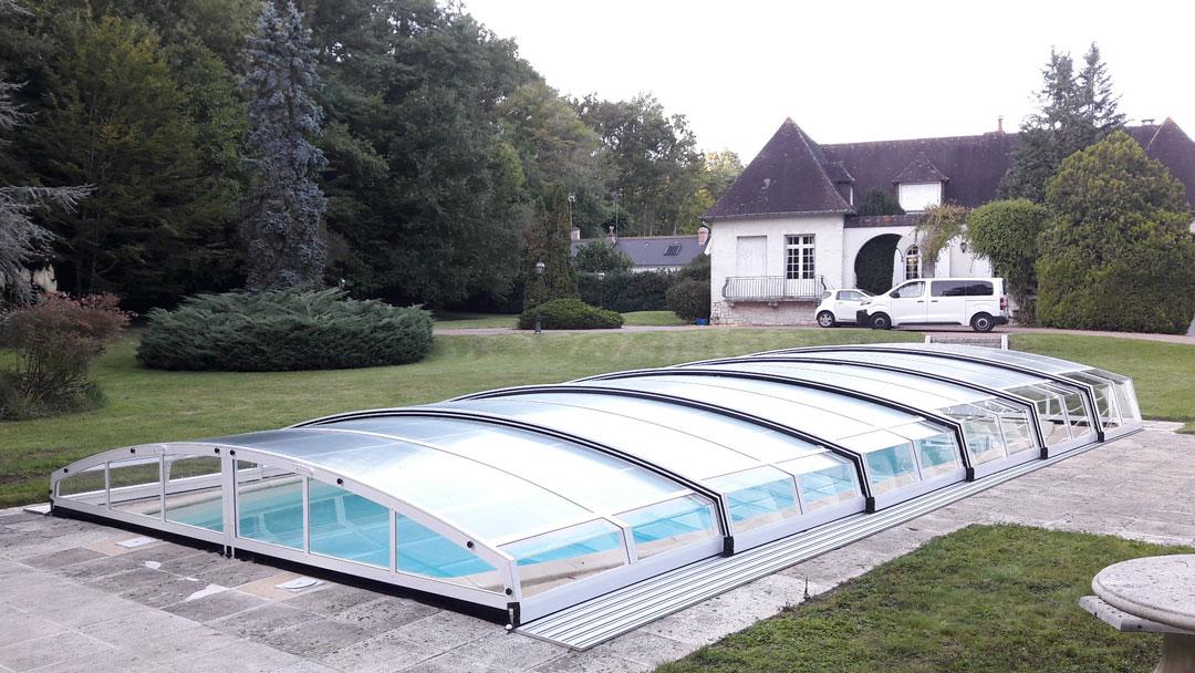 cubiertas para piscinas en Palma