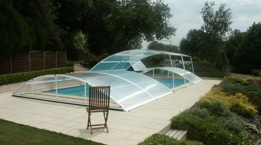 cubiertas para piscinas en Cádiz
