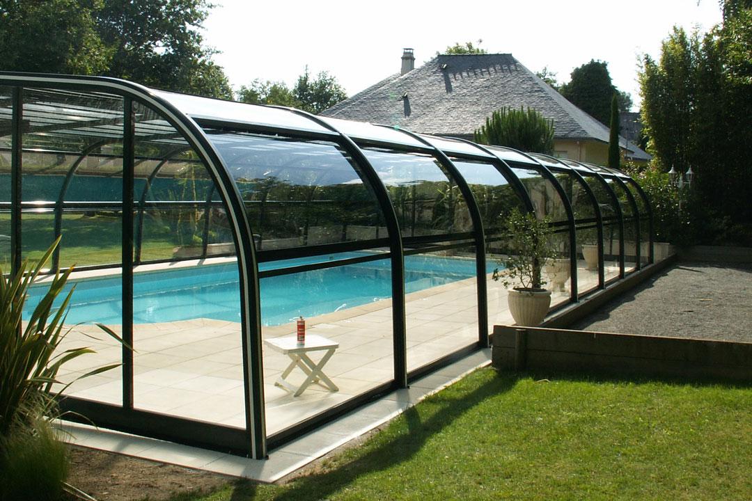 cubiertas para piscinas en Orense
