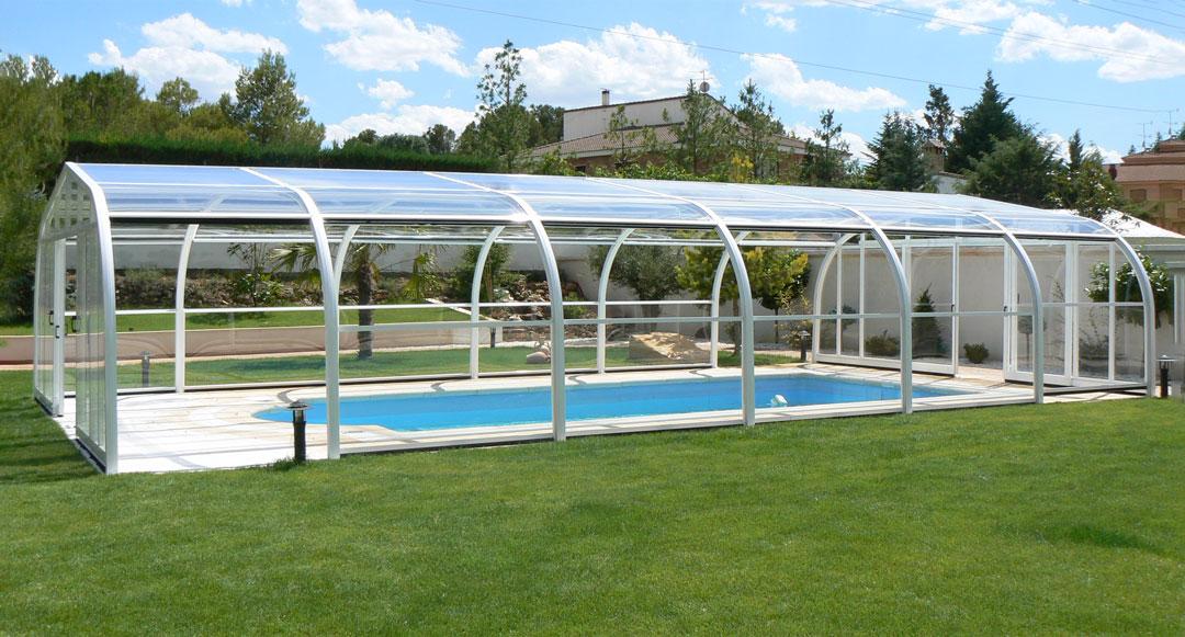 cubiertas para piscinas san sebastián