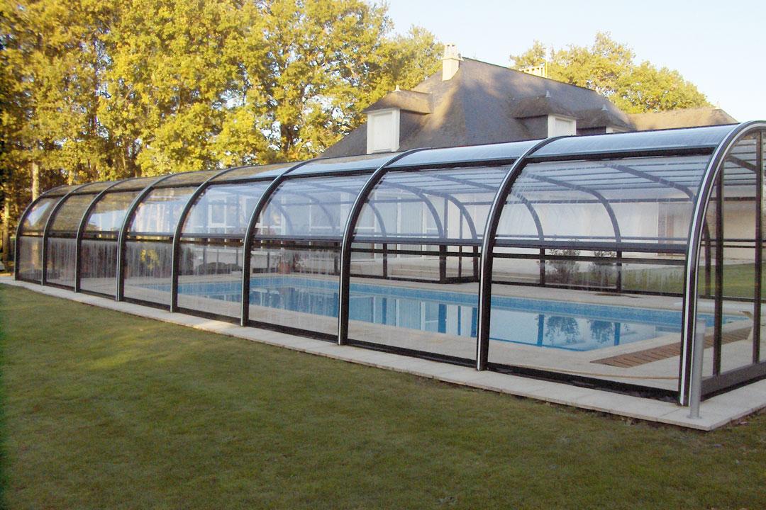 cubiertas para piscinas en Vigo