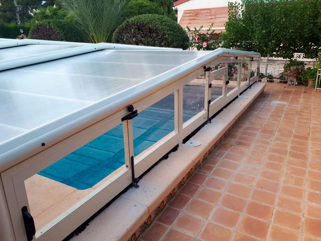cubiertas para piscina Huesca
