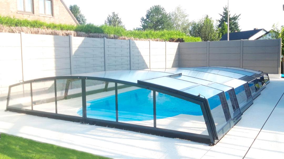 cubiertas para piscina en melilla