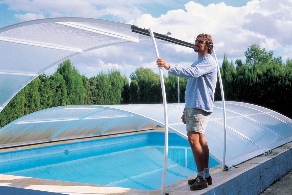 cubiertas para piscina bizkaia