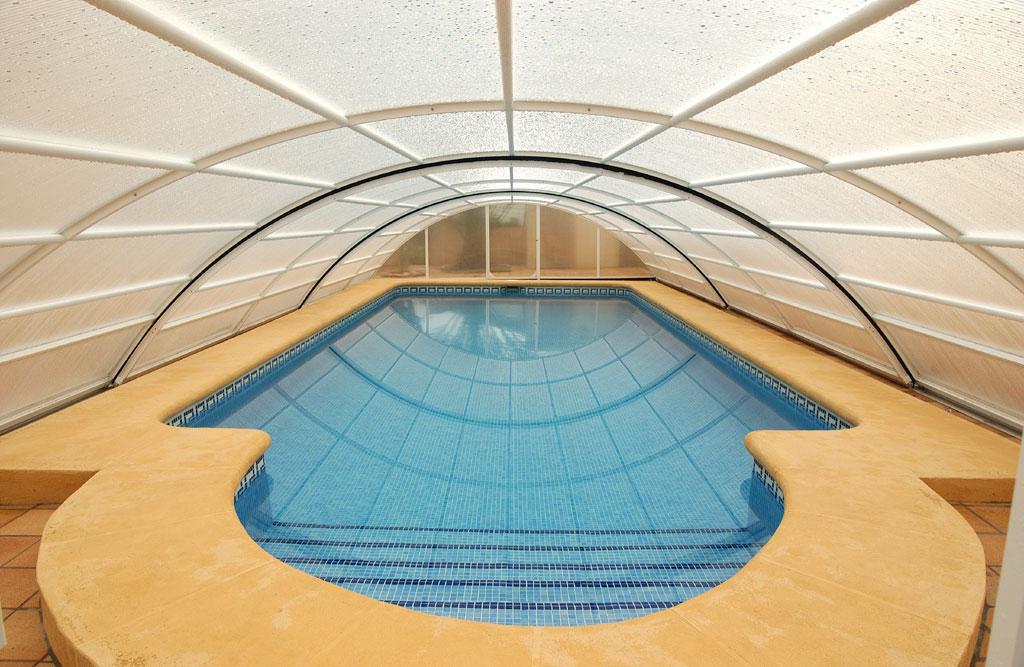 cubiertas para piscinas Bilbao