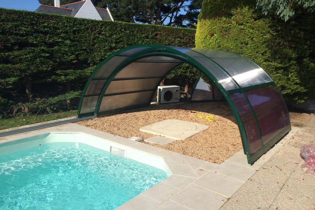 cubiertas para piscina Lanzarote