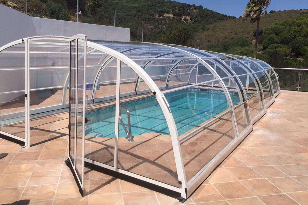 cubiertas para piscinas fuerteventura