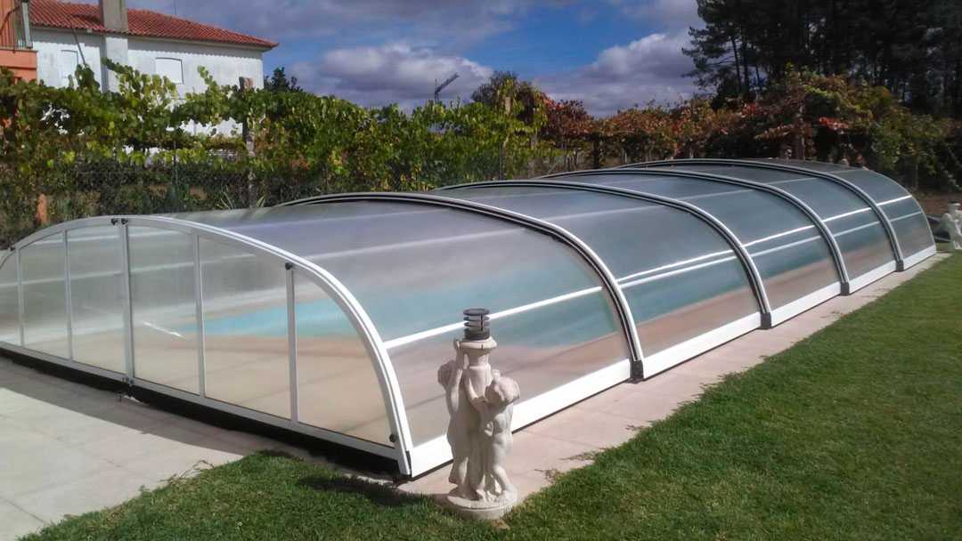 cubiertas para piscina huelva