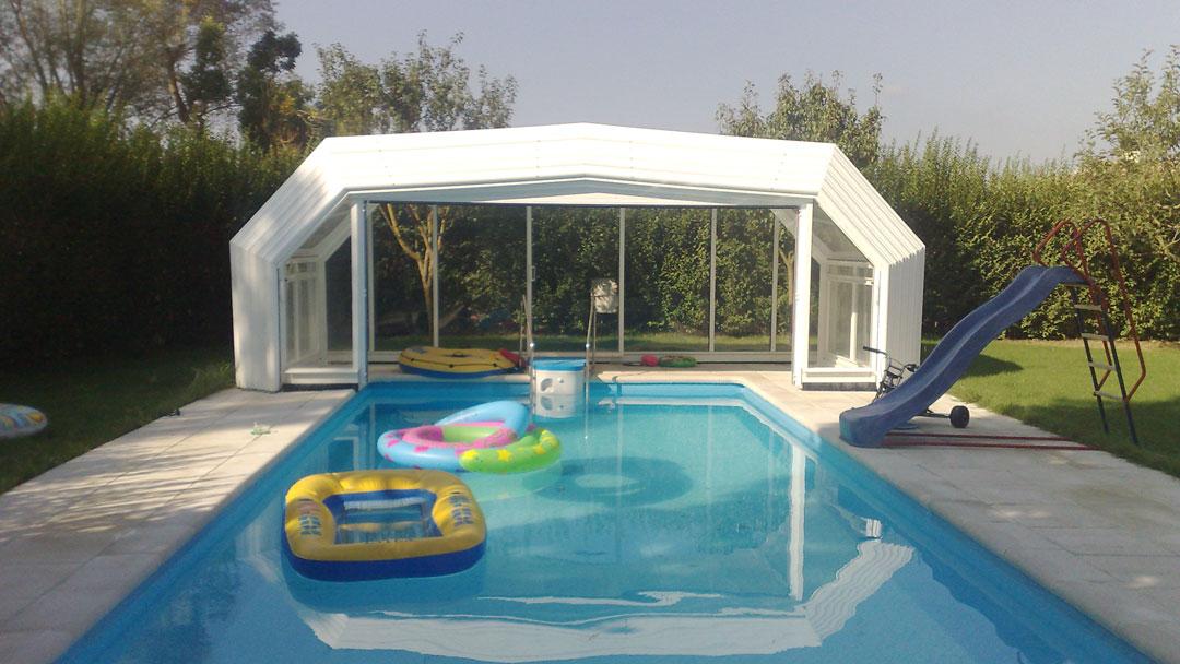 cubiertas para piscinas en almeria