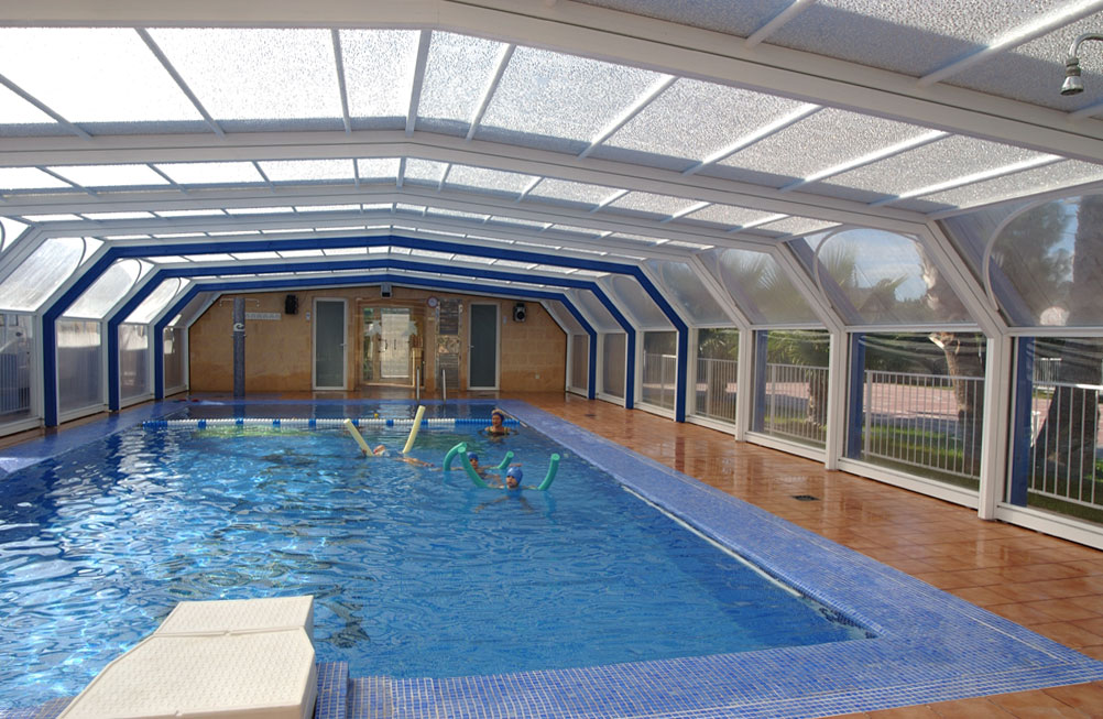 cubiertas para piscina asturias