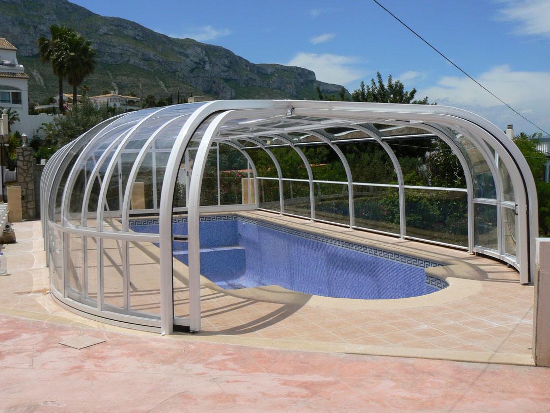 cubiertas para piscinas oviedo