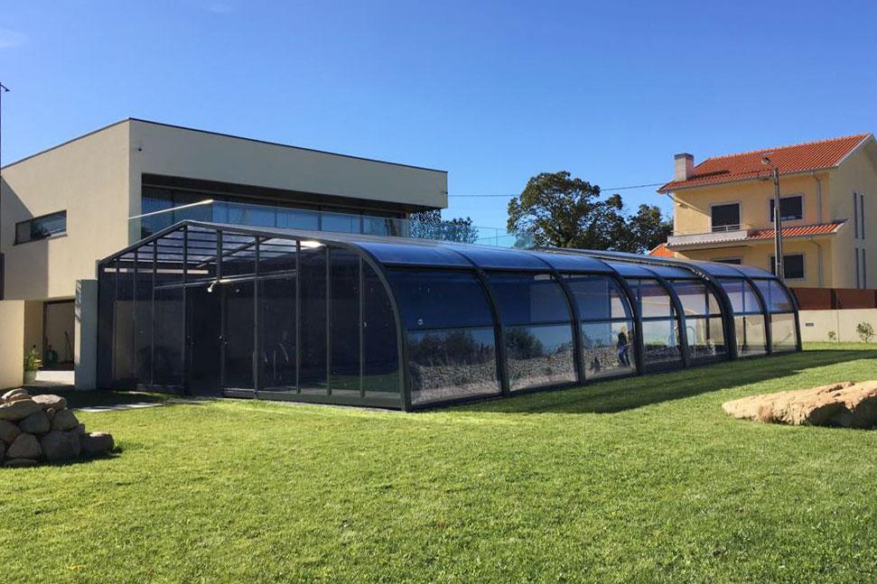 cubiertas para piscinas islas canarias